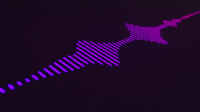 Audio Spectrum: Stock Motion Graphics
