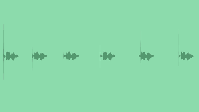 Organic Switch Collection: Sound Effects
