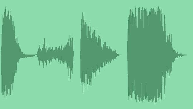 Frightened - Trailer Sound Effect: Sound Effects