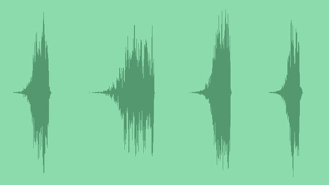 Transition Buildup: Sound Effects