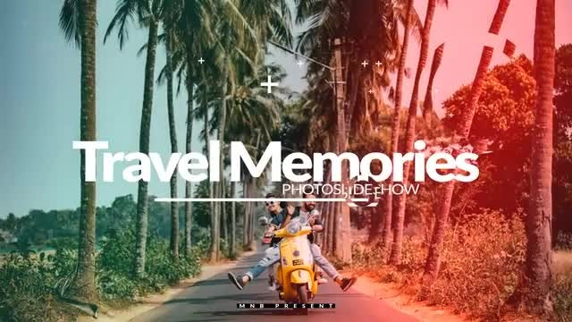 Travel Memories: After Effects Templates