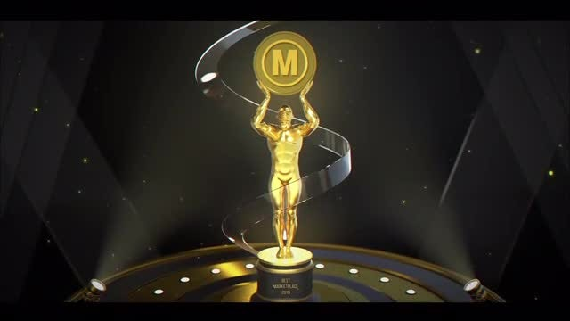 Award Logo Opener: After Effects Templates