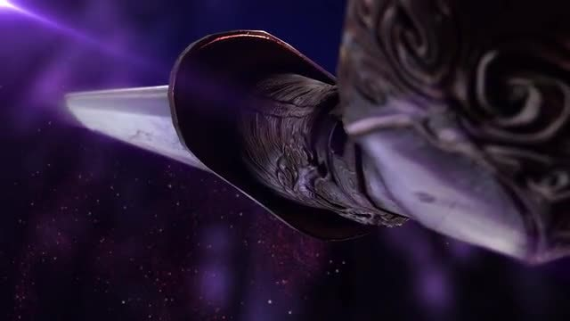Mystical Knife: Stock Motion Graphics