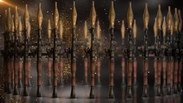 RPG Weapon: Stock Motion Graphics