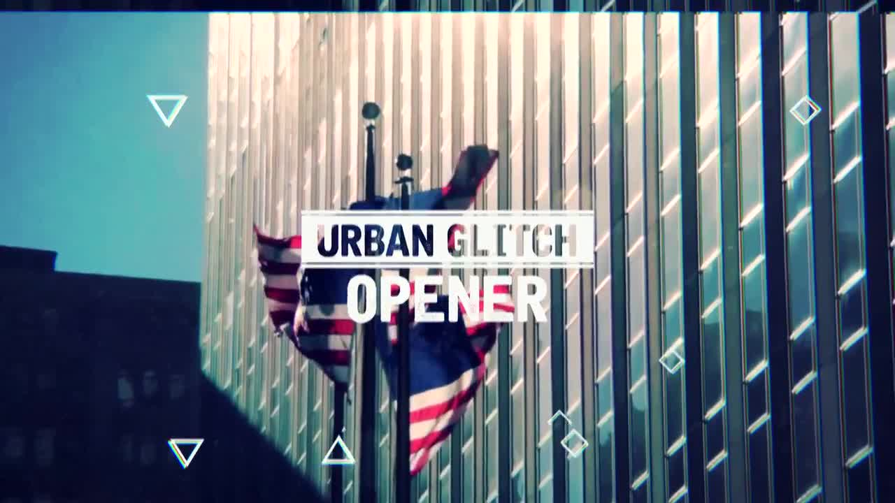 Urban glitch opener after effects templates motion array pronofoot35fo Gallery