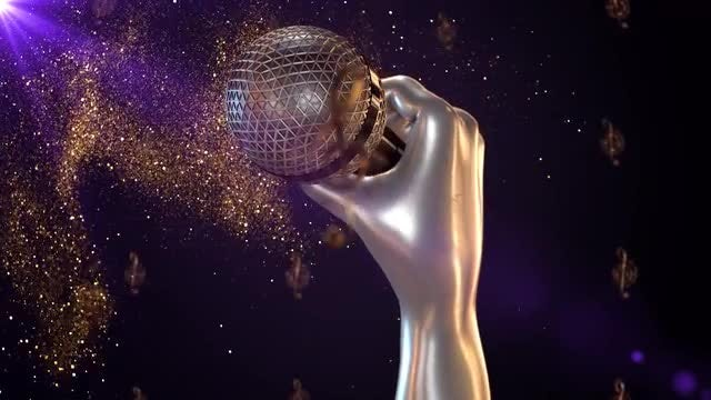 Music Award: Stock Motion Graphics