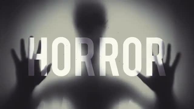 Horror Trailer: Premiere Pro Templates