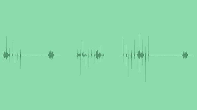 Kitchen Cooker: Sound Effects