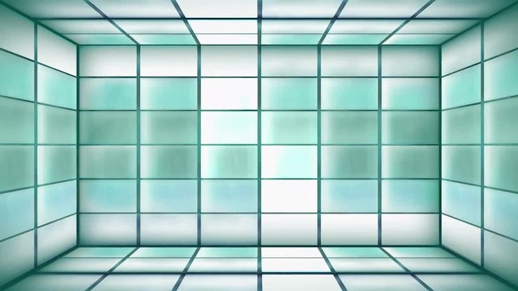 Wall Grid 4K: Stock Motion Graphics
