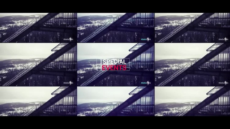 Inspired Video Reel: After Effects Templates