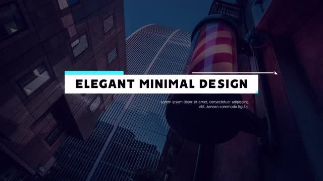 Stylish Call Out Titles 4K: After Effects Templates