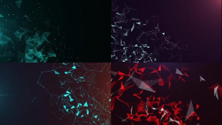 Plexus Pack: Stock Motion Graphics