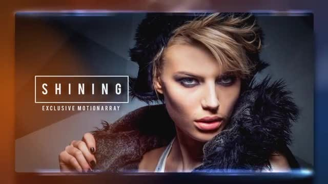 Shining: After Effects Templates