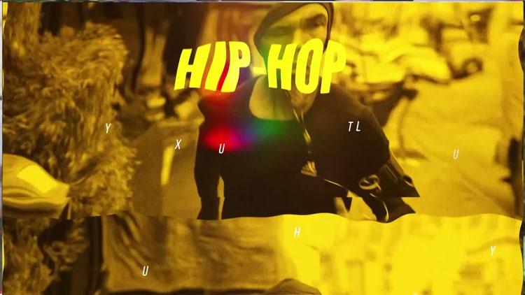 Hip Hop Intro: Premiere Pro Templates