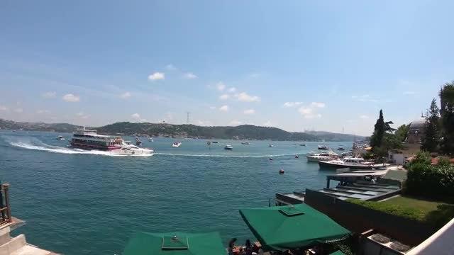 Time-Lapse Black Sea: Stock Video