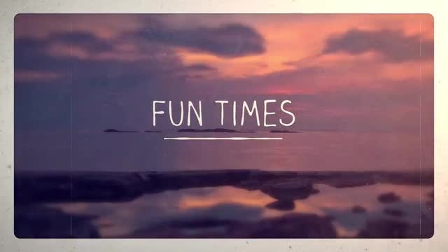 Fun Times: After Effects Templates