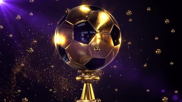 Football Award: Stock Motion Graphics