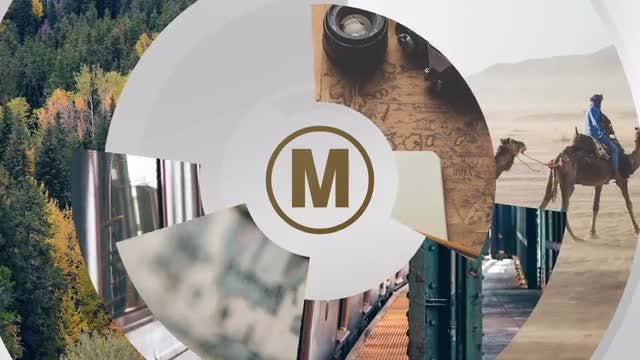 Circles Logo: Premiere Pro Templates