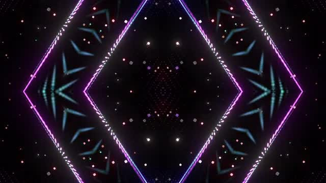 VJ Kaleida: Stock Motion Graphics