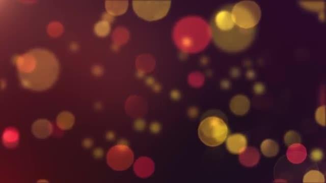 Elegant Particles: Stock Motion Graphics