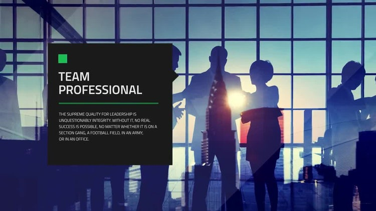 Corporate - Simple Promo: Premiere Pro Templates