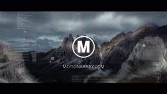 Digital Parallax Slideshow: Premiere Pro Templates