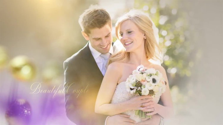 Sweet Wedding: After Effects Templates