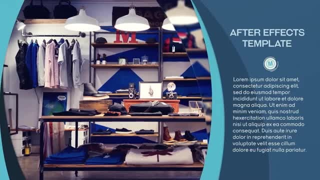 Universal Presentation: After Effects Templates