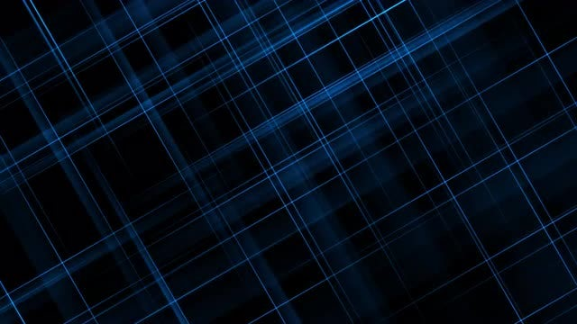 Blue Lines: Stock Motion Graphics