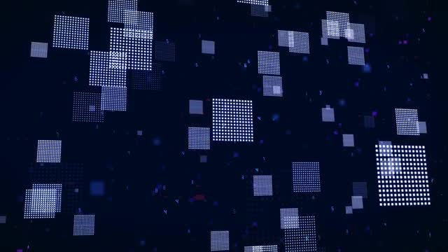 Digital Cubes: Stock Motion Graphics
