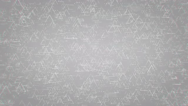 Digital Triangles: Stock Motion Graphics