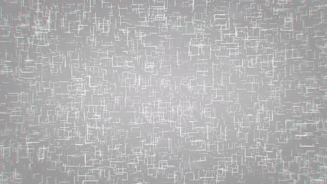 Matrix Square Background: Stock Motion Graphics