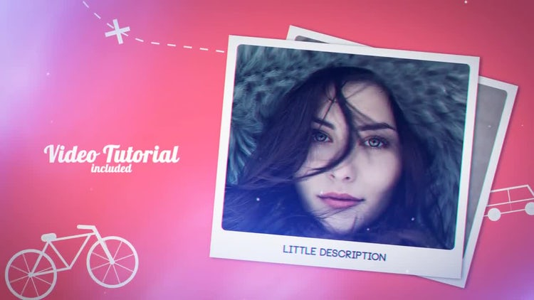 Travel Story 2: After Effects Templates