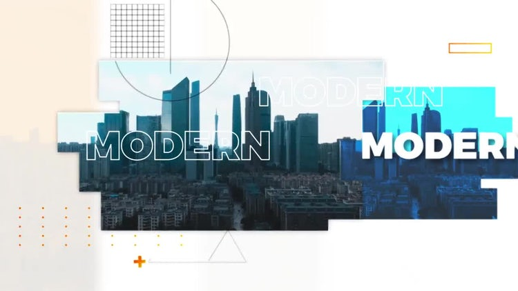 Clean Promo/Opener: After Effects Templates