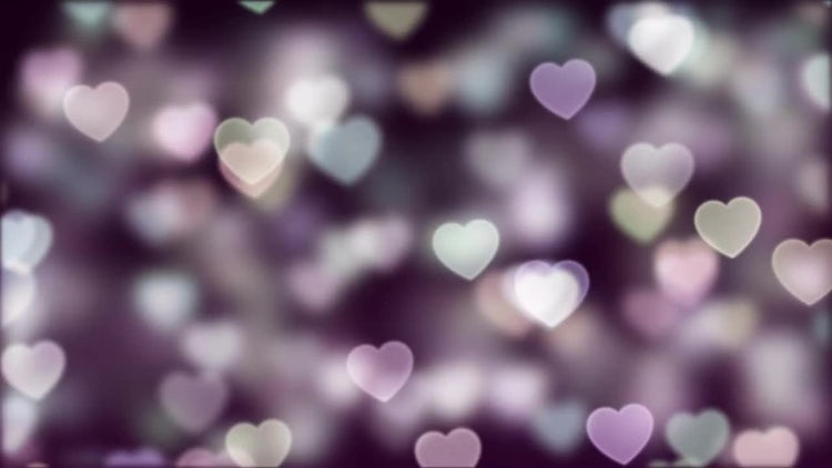 Pastel Hearts: Stock Motion Graphics