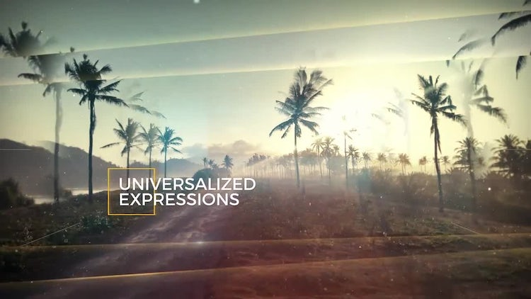 Elegant Turning Slides: After Effects Templates
