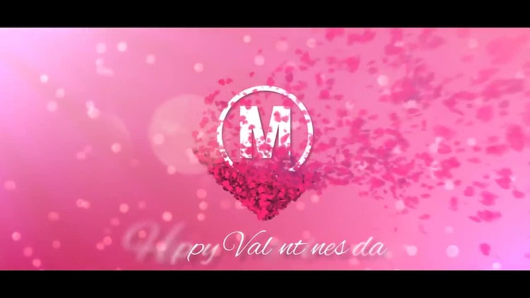 Valentines Day: After Effects Templates