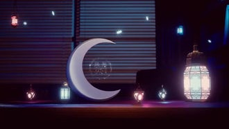 Elegant Ramadan Logo: After Effects Templates