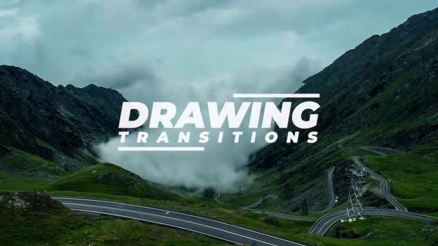 Drawing Transitions: Premiere Pro Presets