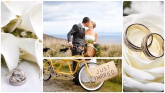 White Wedding Photo Gallery: After Effects Templates