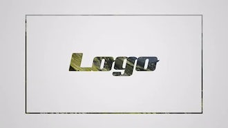 Photo Drop Logo: After Effects Templates