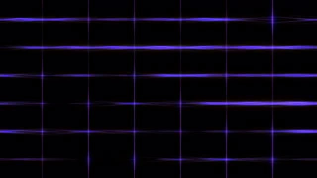 Purple Digital Grid: Stock Motion Graphics