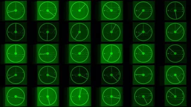 Digital Meters: Stock Motion Graphics