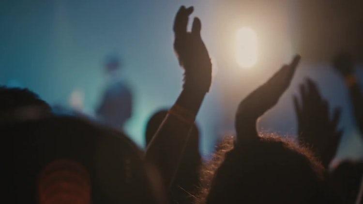 Dancing Crowd Pack: Stock Video
