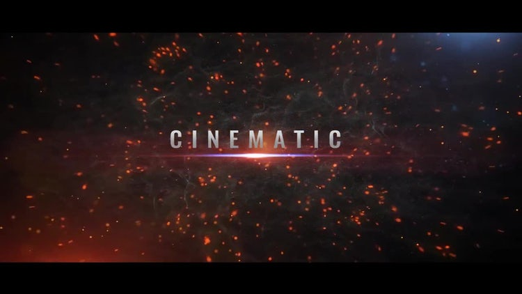 Cinematic Trailer: Premiere Pro Templates