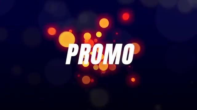 Music Party Promo: Premiere Pro Templates