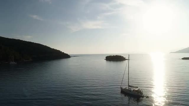 Sunset At Sea: Stock Video