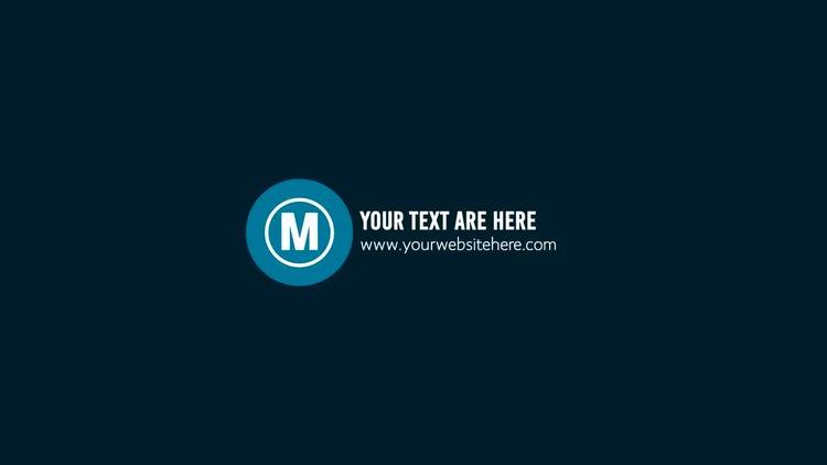 Minimalist Flat Logo: After Effects Templates