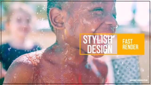 Creative_Slideshow: After Effects Templates