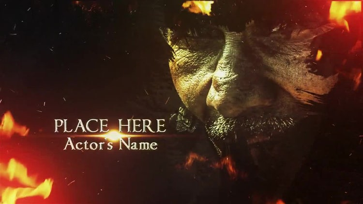 The Imperator: After Effects Templates
